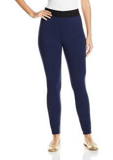 Juicy Couture Black Label Women's High Waisted Ponte Legging
