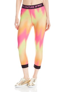 Juicy Couture Black Label Women's Tie Dye Splash Legging