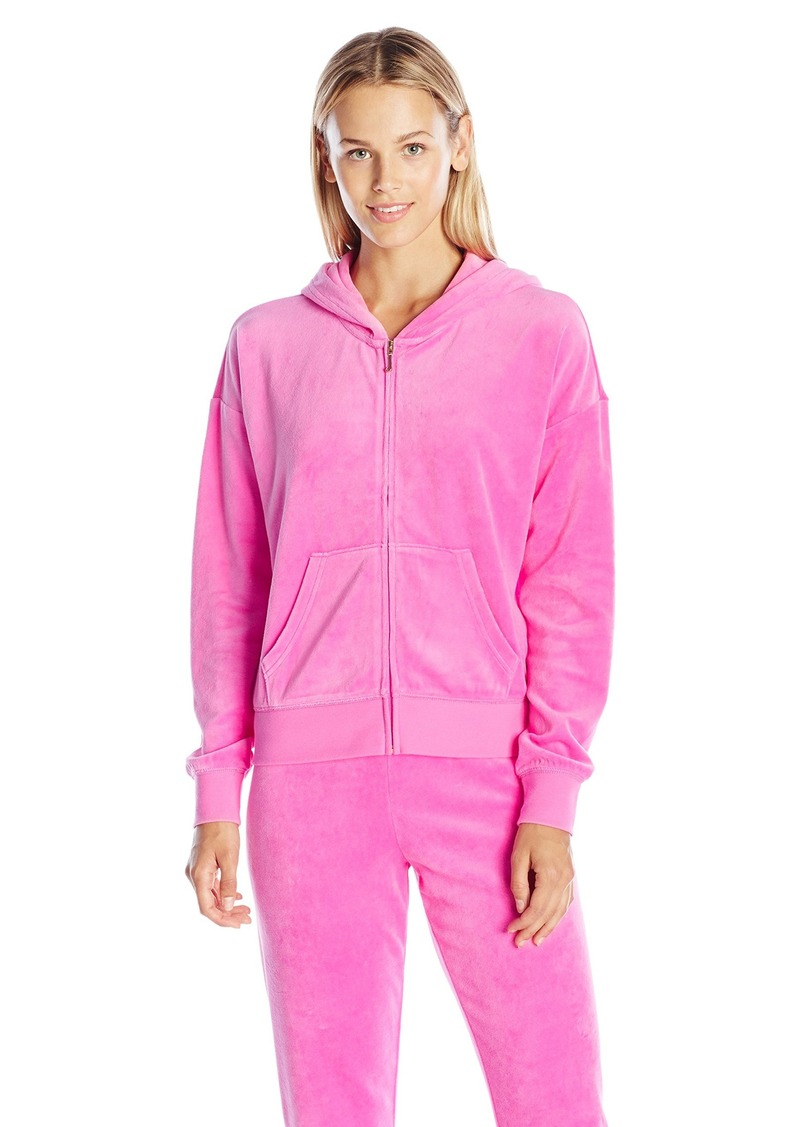 Black Label Women s Logo VLR Certified Glamour Sunset Jacket XS. Juicy  Couture 760abdd4a8