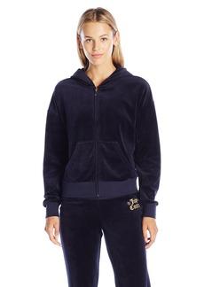 Juicy Couture Black Label Women's Logo VLR Geo Crown Sunset Jacket  XS