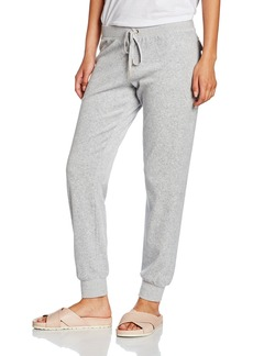 Juicy Couture BLACK LABEL Women's Soft Velour Joggers with Snap Pockets  L