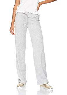 Juicy Couture Black Label Women's Velour Mar Vista Bootcut Pant  S