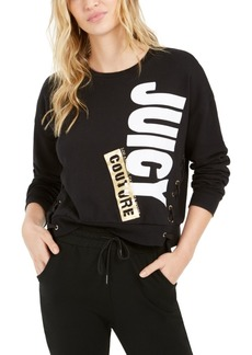 Juicy Couture Bold Logo Sweatshirt