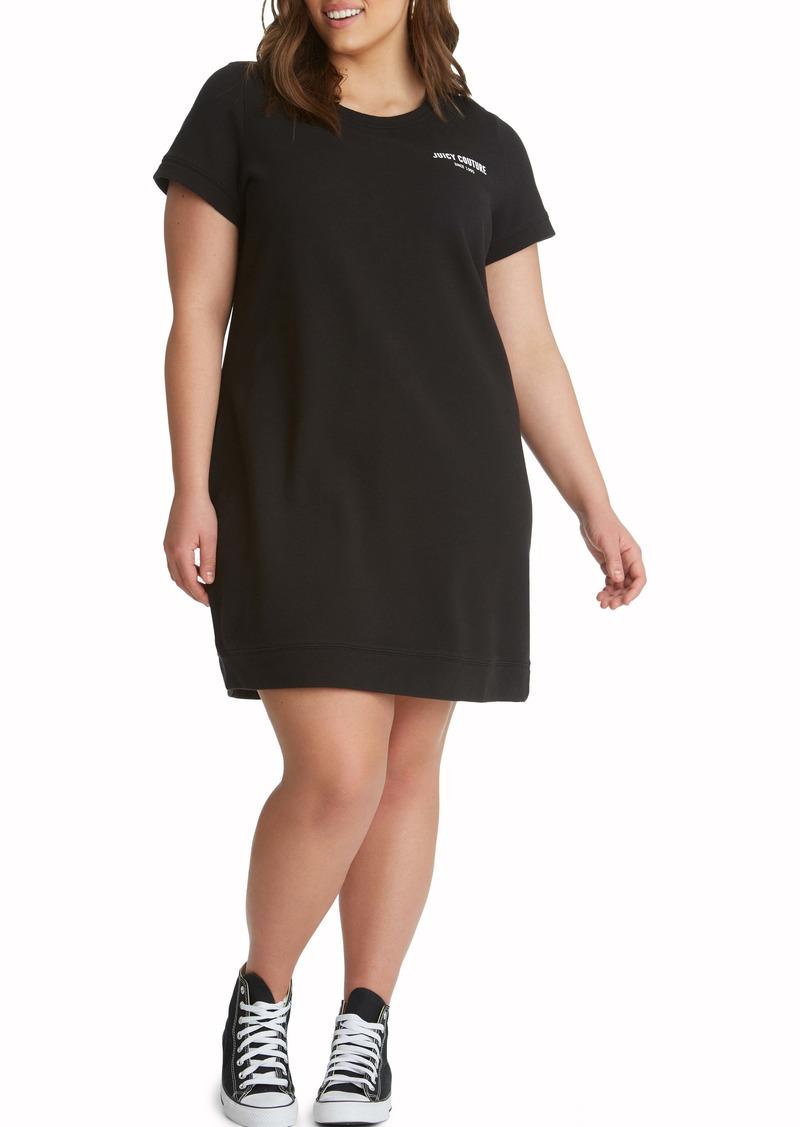 Juicy Couture Cotton T-Shirt Dress (Plus Size)