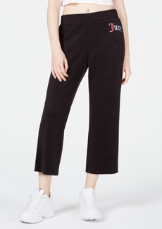 Juicy Couture Cropped Track Pants