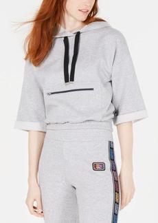 Juicy Couture Fleece Logo Hoodie