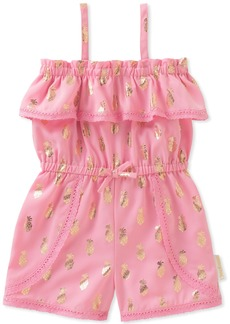 Juicy Couture Girls' Big Romper