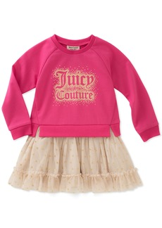 Juicy Couture Girls' Dress  12M