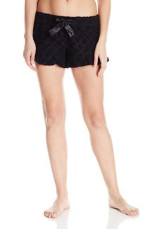 Juicy Couture  Label Women's Ruffle Hem Short