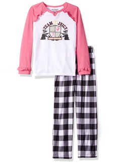 Juicy Couture Little Girls' 2 Pieces Pajama Set