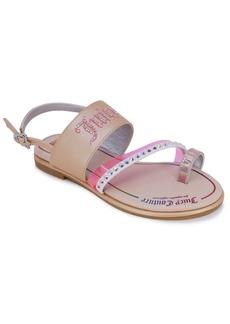 Juicy Couture Big Girls Jck Concord Sandal