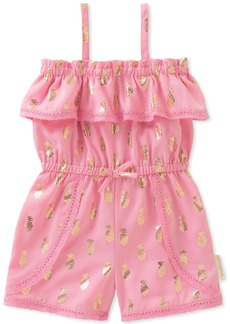 Juicy Couture Little Girls' Romper