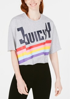 Juicy Couture Rainbow Logo T-Shirt