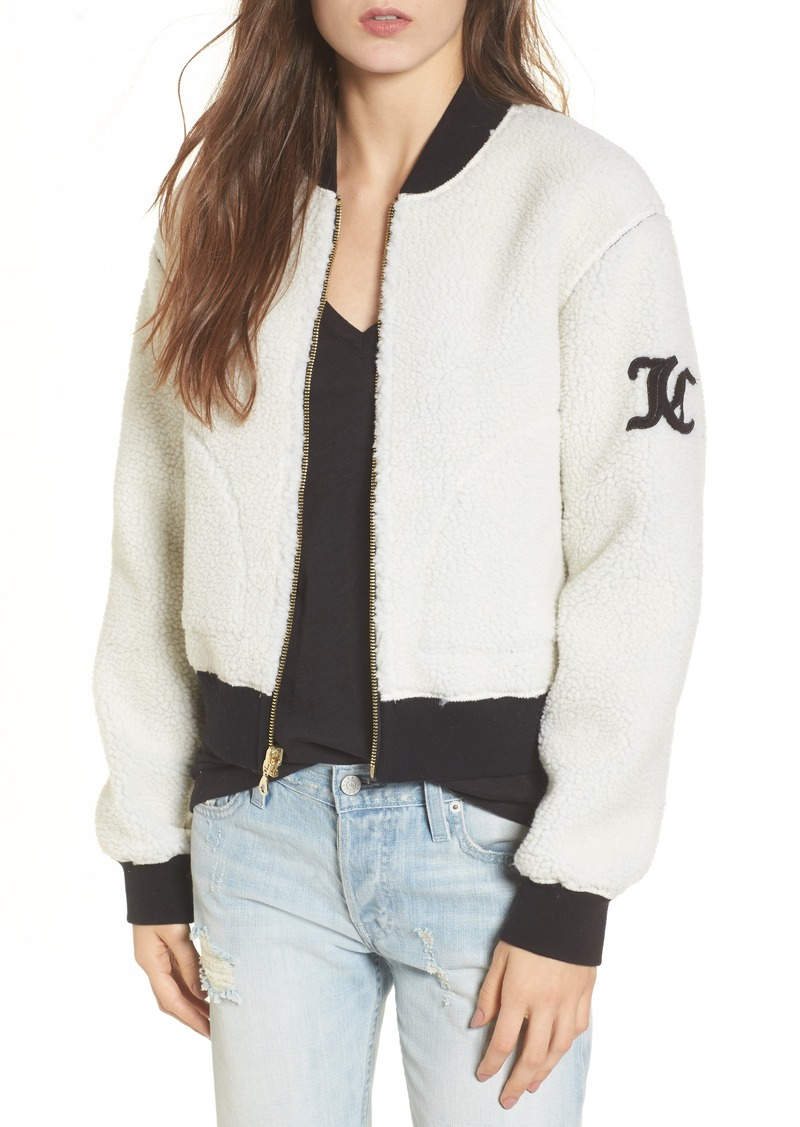 6d411a2b Juicy Couture Juicy Couture Reversible Track Jacket | Outerwear