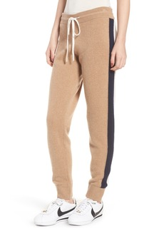 Juicy Couture Side Stripe Cashmere Track Pants