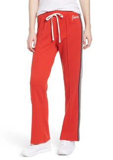 Juicy Couture Side Stripe Wide Leg Pants