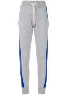 Juicy Couture striped track pants - Grey