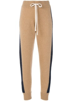 Juicy Couture striped track pants - Nude & Neutrals