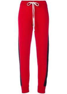 Juicy Couture striped track pants - Red