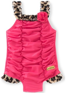 Juicy Couture Toddler Girls' Swimsuit