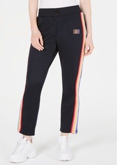 Juicy Couture Varsity-Stripe Track Pants