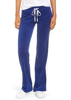 Juicy Couture Venice Beach Del Ray Microterry Pants