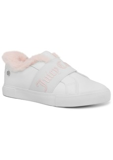 Juicy Couture Women's Choppy Slip-On Sneakers Women's Shoes