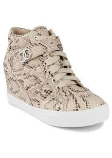 Juicy Couture Women's Journey Wedge Sneakers Women's Shoes