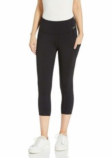 Juicy Couture Women's Matte Performance Crop Legging