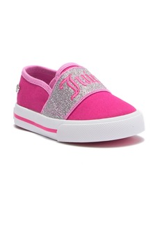 Juicy Couture Juicy Logo Slip-On Sneaker (Toddler)