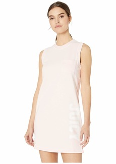 Juicy Couture Juicy Logo Terry Tank Dress