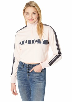Juicy Couture Juicy Racer Terry Pullover