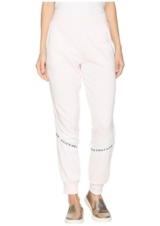 Juicy Couture Juicy Tape Logo Terry Pants