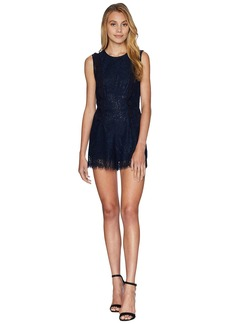 Juicy Couture Lace Flirty Romper