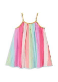 Juicy Couture Little Girl's Striped Cotton-Blend Dress