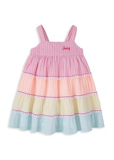 Juicy Couture Little Girl's Striped Cotton Dress