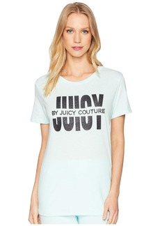 Juicy Couture Logo Tee