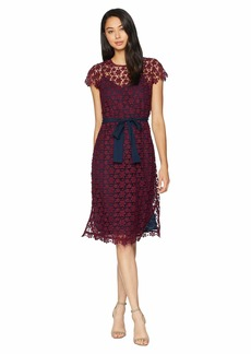Juicy Couture Lydia Guipure Lace Maxi Dress