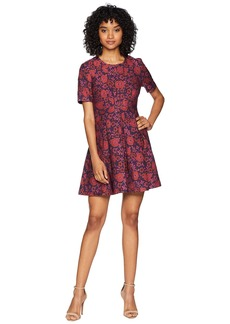 Juicy Couture Maramures Jacquard Dress