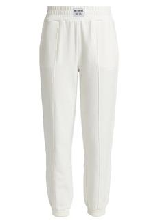 Juicy Couture Pintuck Cropped Joggers