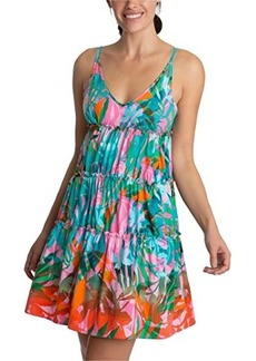 Juicy Couture Printed Tiered Dress