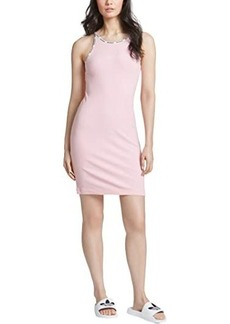 Juicy Couture Ribbed Halter Dress