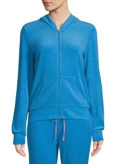 Juicy Couture Robertson Gothic Zip Up Jacket
