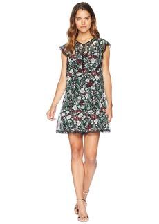 Juicy Couture Secret Garden Floral Dress