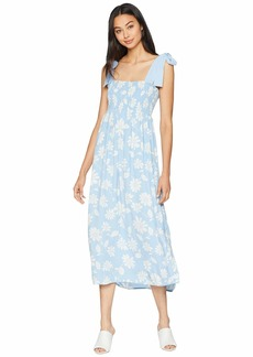 Juicy Couture Sketched Daisy Midi Dress