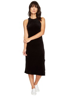 Juicy Couture Stretch Velour Fitted Tank Dress