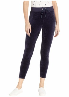 Juicy Couture Track Stretch Velour Rodeo Drive Leggings