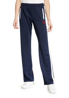 Juicy Couture Tricot French Terry Logo Lounge Pants