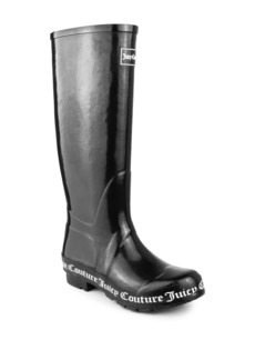Juicy Couture Tulip Waterproof Logo Fashion Boot