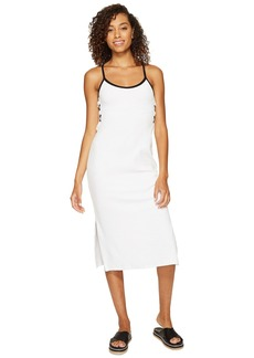 Juicy Couture Venice Beach Microterry Laced Slip Dress